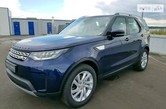 Land Rover Discovery 5 3.0TD AT (258 л.с.) 4WD 2018