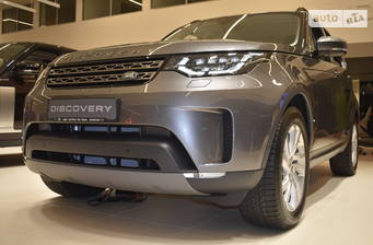 Land Rover Discovery 5 3.0 SD4 AT (306 л.с.) 4WD 2018