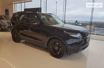Land Rover Discovery 5 3.0TD AT (258 л.с.) 4WD 2019