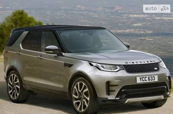Land Rover Discovery 2.0 Si6 AT (300 л.с.) 4WD 2020