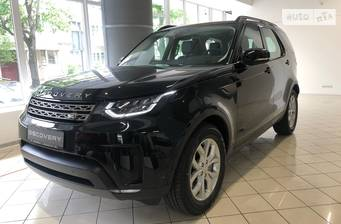 Land Rover Discovery 5 3.0TD AT (258 л.с.) 4WD 2020