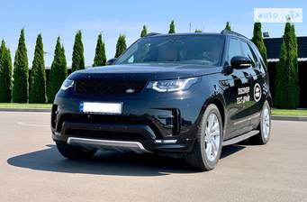 Land Rover Discovery 3.0 SD4 AT (306 л.с.) 4WD 2019