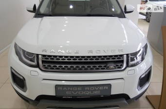 Land Rover Range Rover Evoque 2.0D AT (180 л.с.) AWD 2018