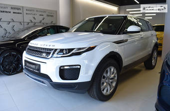 Land Rover Range Rover Evoque 2.0D AT (150 л.с.) AWD 2018