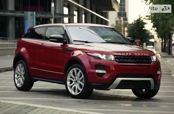Land Rover Range Rover Evoque (3 двери) 2.0D AT (180 л.с.) AWD 2018
