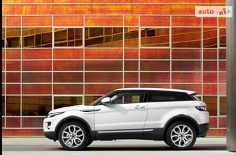 Land Rover Range Rover Evoque (3 двери) 2.0 Si4 AT (240 л.с.) AWD 2018