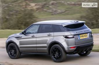 Land Rover Range Rover Evoque (3 двери) 2.0 Si4 AT (300 л.с.) AWD 2018