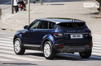 Land Rover Range Rover Evoque 2.0 Si4 AT (240 л.с.) AWD 2018