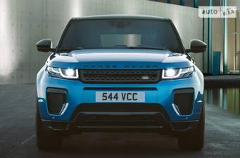 Land Rover Range Rover Evoque 2.0D AT (180 л.с.) AWD 2018
