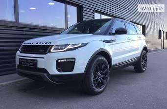 Land Rover Range Rover Evoque 2.0D AT (150 л.с.) AWD 2018
