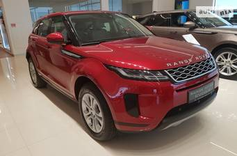 Land Rover Range Rover Evoque 2.0 Td4 AT (150 л.с.) AWD 2019