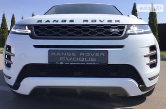 Land Rover Range Rover Evoque 2.0 Td4 AT (150 л.с.) AWD 2020