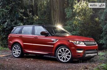 Land Rover Range Rover Sport 4.4D SDV8 AT (339 л.с.) 2017
