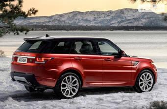 Land Rover Range Rover Sport 4.4D SDV8 AT (339 л.с.) 2018