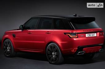 Land Rover Range Rover Sport 2.0 SD4 AT (240 л.с.) AWD 2018