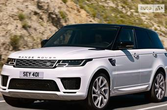 Land Rover Range Rover Sport P400e 2.0 AT (404 л.с.) Hybrid AWD 2020