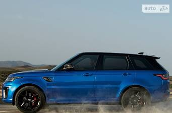 Land Rover Range Rover Sport SVR 5.0 S/C AT (575 л.с.) AWD 2019