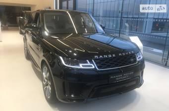 Land Rover Range Rover Sport 3.0 SD4 AT (306 л.с.) AWD 2018