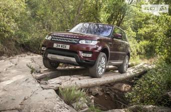 Land Rover Range Rover Sport 3.0 V6 S/C AT (340 л.с.) 2018