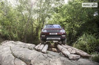 Land Rover Range Rover Sport 3.0 V6 S/C AT (380 л.с.) 2017