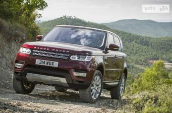 Land Rover Range Rover Sport 3.0 SDV6 AT (306 л.с.) 2017