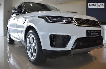 Land Rover Range Rover Sport 2.0 Si4 AT (300 л.с.) AWD 2018