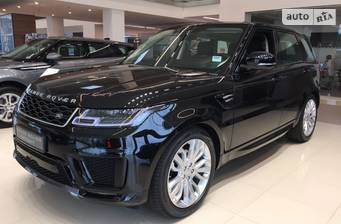 Land Rover Range Rover Sport 3.0 TD AT (249 л.с.) AWD 2019
