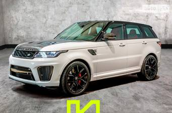 Land Rover Range Rover Sport SVR 5.0 S/C AT (575 л.с.) AWD 2020