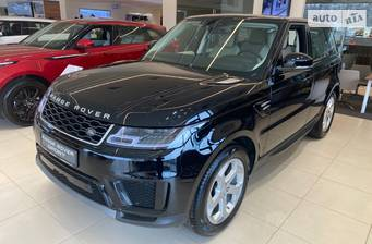 Land Rover Range Rover Sport 3.0 TD AT (249 л.с.) AWD 2019