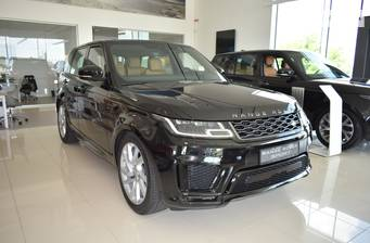 Land Rover Range Rover Sport 3.0 SD4 AT (306 л.с.) AWD 2020