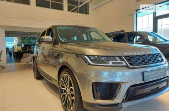 Land Rover Range Rover Sport 2.0 Si4 AT (300 л.с.) AWD 2019