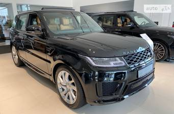 Land Rover Range Rover Sport 3.0 SD4 AT (306 л.с.) AWD 2020