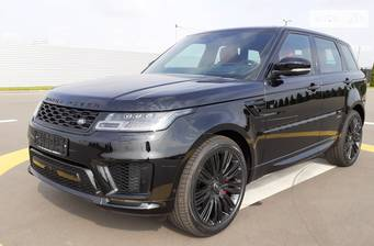 Land Rover Range Rover Sport 5.0 S/C AT (525 л.с.) AWD 2020