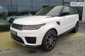Land Rover Range Rover Sport 2.0 Si4 AT (300 л.с.) AWD 2020