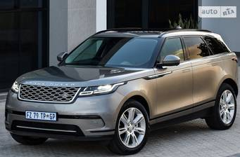 Land Rover Range Rover Velar 2018 Base
