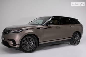 Land Rover Range Rover Velar 2.0 AT (300 л.с.) AWD 2018