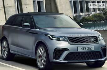 Land Rover Range Rover Velar 5.0 AT (550 л.с.) AWD 2019