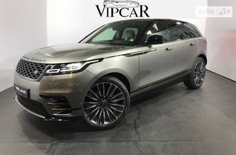 Land Rover Range Rover Velar 3.0 AT (380 л.с.) AWD 2020