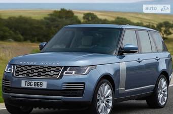 Land Rover Range Rover 4.4D АТ (339 л.с.) AWD 2019