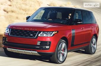 Land Rover Range Rover 5.0 S/C АТ (525 л.с.) AWD 2019