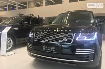 Land Rover Range Rover 4.4D АТ (339 л.с.) AWD 2018