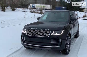 Land Rover Range Rover 3.0D АТ (258 л.с.) AWD LWB 2020