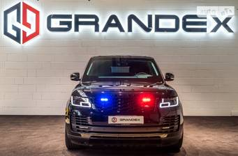Land Rover Range Rover B6/B7 5.0 S/C АТ (525 л.с.) AWD LWB 2018
