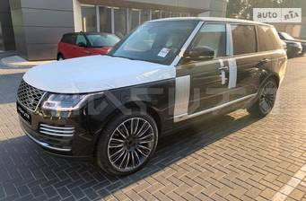 Land Rover Range Rover 3.0D АТ (258 л.с.) AWD 2019