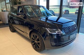 Land Rover Range Rover 4.4D АТ (339 л.с.) AWD 2019