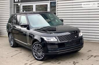 Land Rover Range Rover 2020 Autobiography