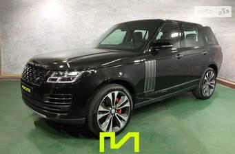 Land Rover Range Rover 5.0 S/C АТ (565 л.с.) AWD 2020