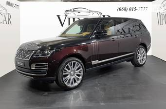 Land Rover Range Rover 5.0 S/C АТ (565 л.с.) AWD LWB 2020