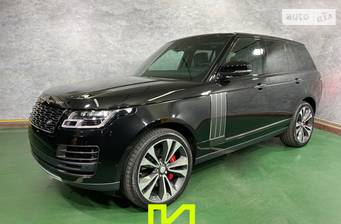Land Rover Range Rover 5.0 S/C АТ (565 л.с.) AWD 2020