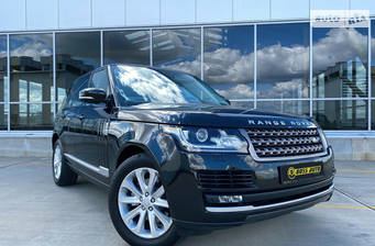 Land Rover Range Rover 3.0 S/C АТ (340 л.с.) AWD 2019